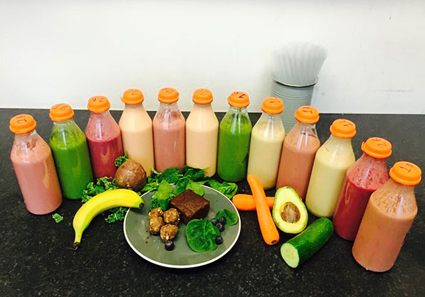 Smoothie and Food Packages