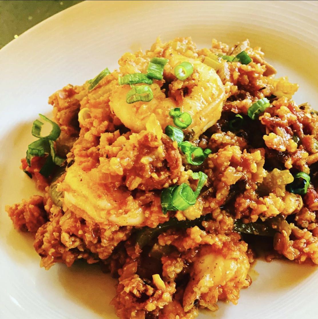 Chicken Jambalya